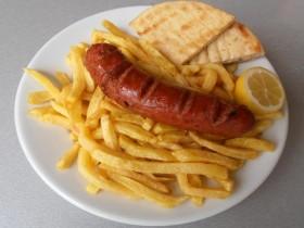 Λουκάνικο - Chicken Fresh -   Ηράκλειο Κρήτης
