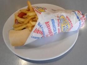 Σάντουιτς Κοτοσουβλάκι - Chicken Fresh -   Ηράκλειο Κρήτης