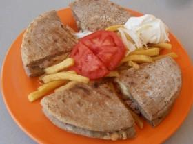 Σκεπαστή Σικάλεος - Chicken Fresh -   Ηράκλειο Κρήτης