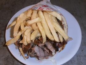 Πίτα Γύρος - Chicken Fresh -   Ηράκλειο Κρήτης