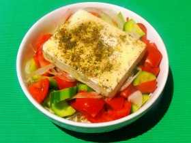 Χωριάτικη - Chicken Fresh -   Ηράκλειο Κρήτης