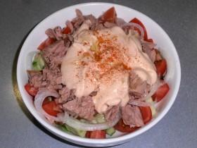 Τονοσαλάτα Μεγάλη - Chicken Fresh -   Ηράκλειο Κρήτης