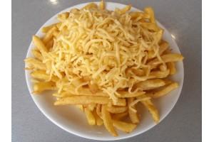 Μερίδα Πατάτες με GOUDA [Μερ] - Chicken Fresh -   Ηράκλειο Κρήτης