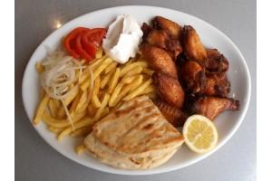 Φτερουγάκια - Special! [Μερ] - Chicken Fresh -   Ηράκλειο Κρήτης