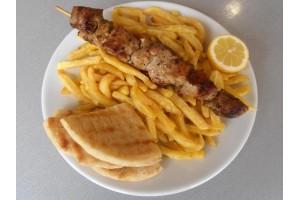 Σουβλάκι χοιρινό - Chicken Fresh -   Ηράκλειο Κρήτης