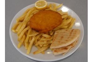 Κοτομπιφτέκι Γεμιστό - Special! - Chicken Fresh -   Ηράκλειο Κρήτης