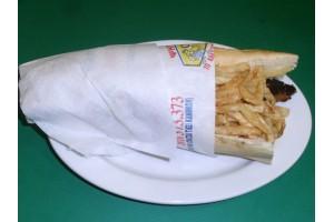 Σάντουιτς με Κοτομπιφτέκι - Chicken Fresh -   Ηράκλειο Κρήτης