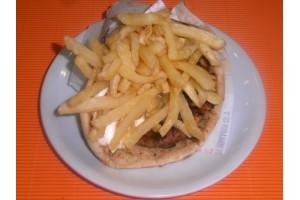 Πίτα Κοτομπιφτέκι - Chicken Fresh -   Ηράκλειο Κρήτης