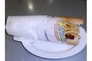 Σάντουιτς με Κοτομπέικον - Special! - Chicken Fresh -   Ηράκλειο Κρήτης